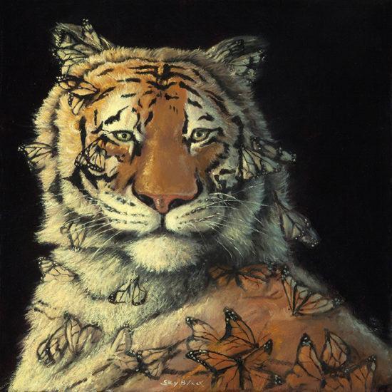 El Monarca Tigre sm