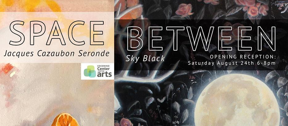 Space Between Opens August 24